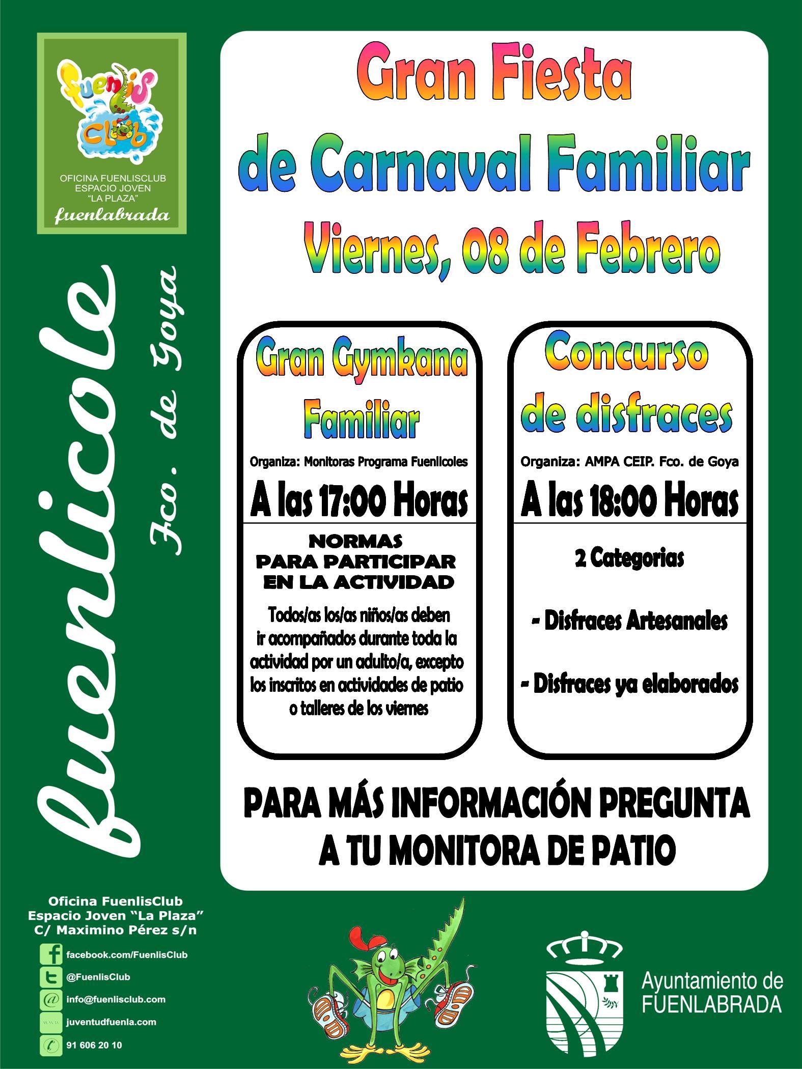 Carnaval Fco. de Goya
