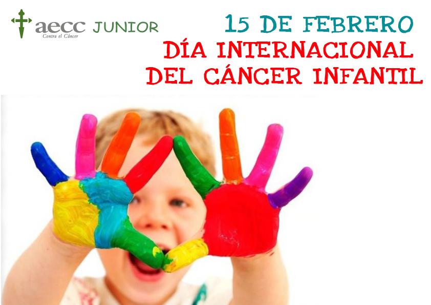 """15 de febrero: """"Día Internacional del Cáncer Infantil"""""""