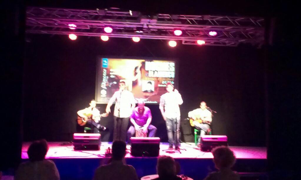 Noche Flamenco. Grupo ATRIO