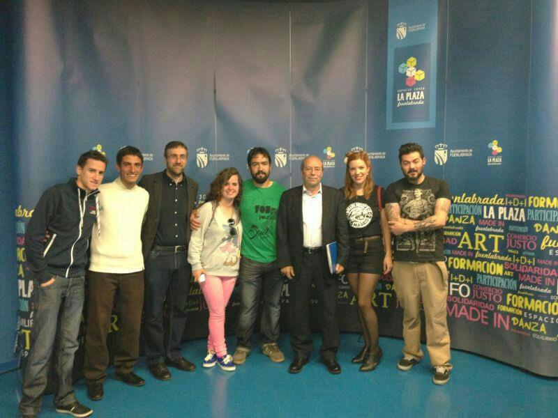 Rueda de Prensa #JovenesActiva2