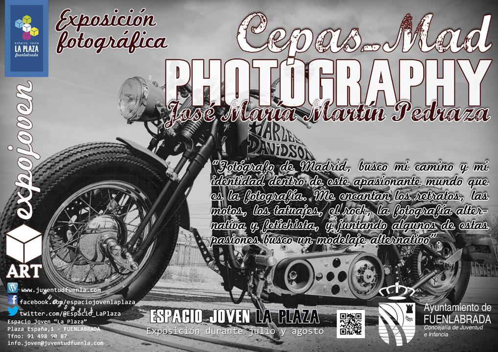 """Exposición fotográfica durante los meses de julio y agosto en el Espacio Joven """"La Plaza"""""""