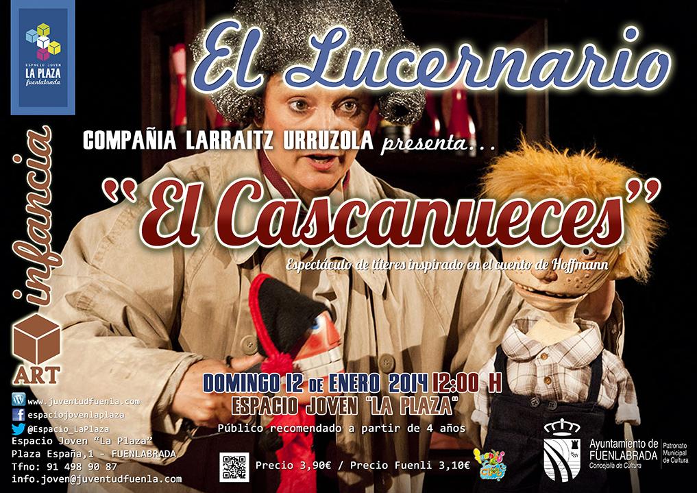 """Vuelve a disfrutar de """"El Lucernario"""" en el Espacio Joven """"La Plaza"""""""