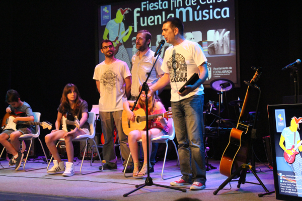 Fiesta Fin de Curso Fuenlamusica