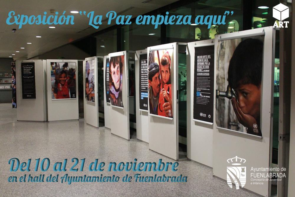 Exposición derechos niños
