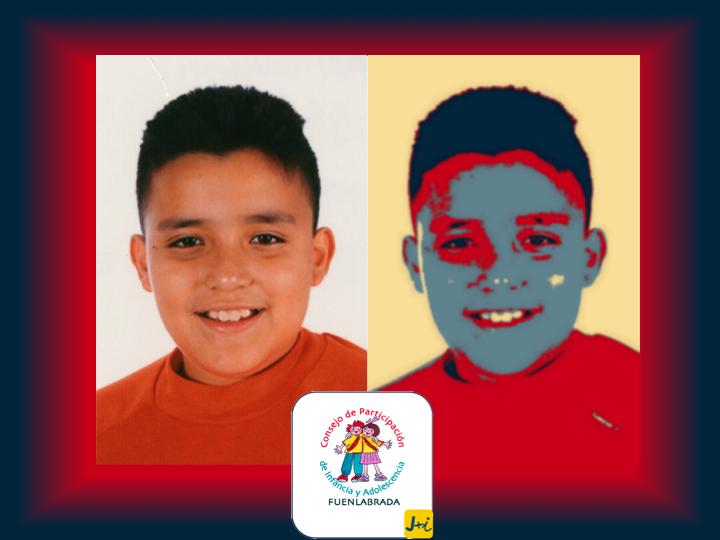 Giovanni Alexander Martínez Echeverría - Candidato al consejo de participación de los niños y las niñas