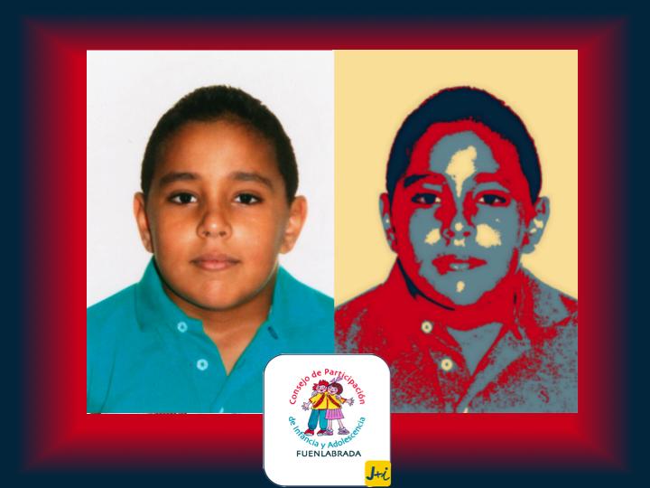 Imad Jebari Jebari - Candidato al Consejo de participación de los niños y las niñas