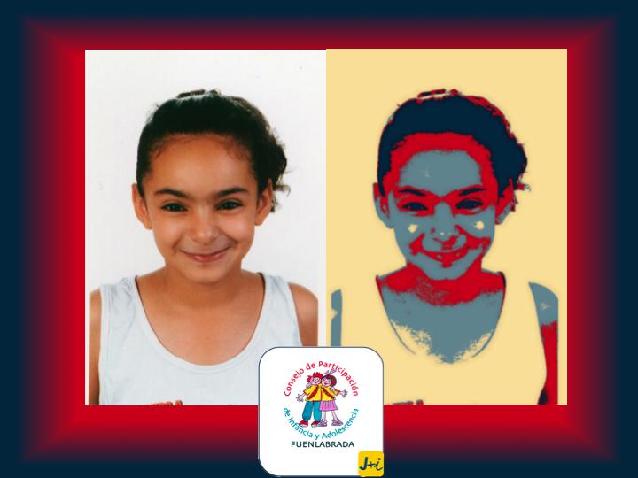 Kawthar Zogaam Gharbi - Candidata al consejo de participación de los niños y las niñas