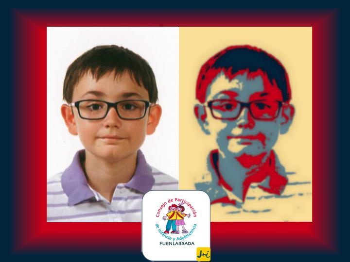 Víctor Ruiz - Candidato al Consejo de participación de los niños y las niñas